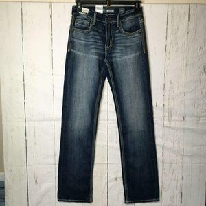 BKE Womens Jeans Jake Bootcut Reg Midrise 29L NWT